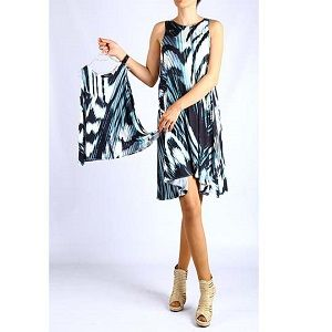 Hotice anne kız bol stil elbise, Hotice tasarım, Doğum günü anne kız
