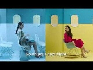 Take a Chance or Fly Air France  Air France launches campaign to remind travelers that flying economy can be a joy  http://totnaija.blogspot.com.ng/2018/03/take-chance-or-fly-air-france.html