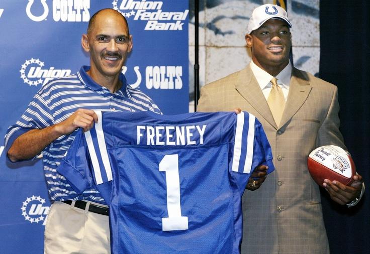 NFL.com Photos - Dwight Freeney through the years