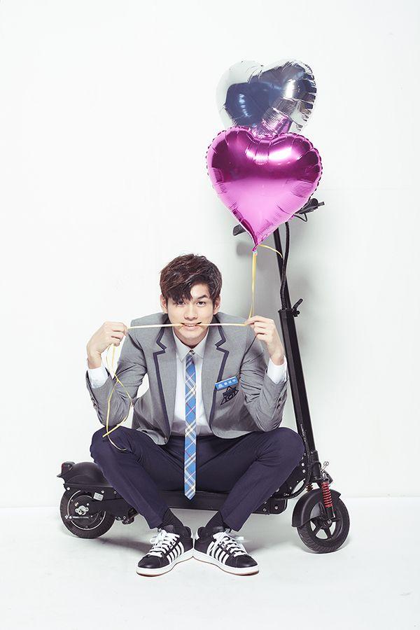 produce 101 season 2 trainee profile photos Kang Daniel