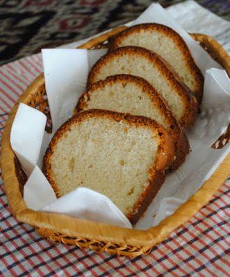 """Невыразимая легкость кулинарного бытия...: """"Белый миндальный кекс"""" Мэри Тодд Линкольн"""