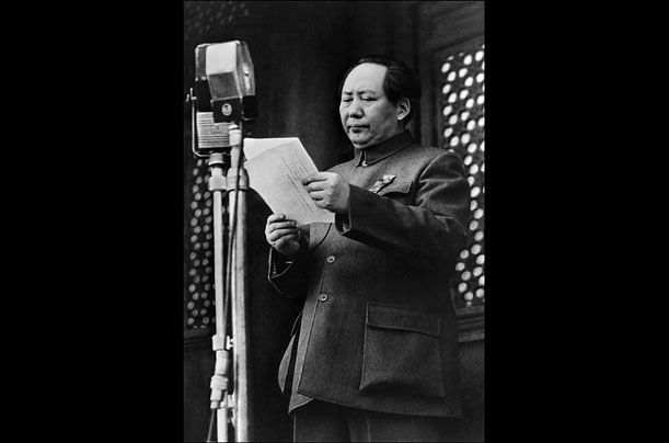 Mao zedong and the chinese genocide essay