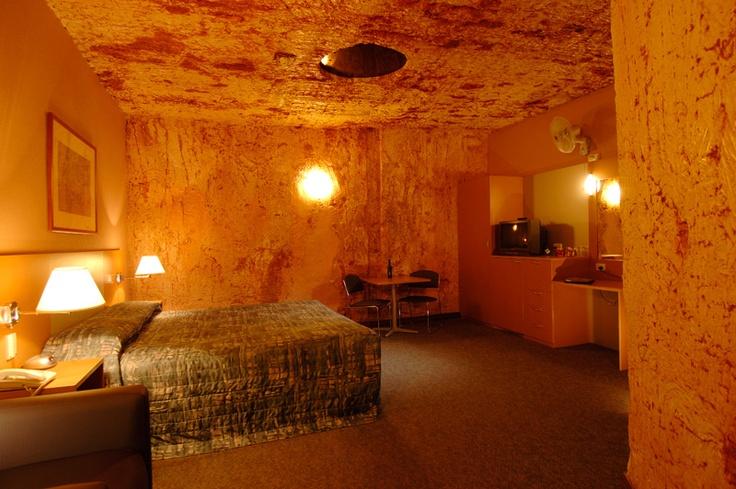 Desert Cave Hotel, Coober Pedy, South Australia