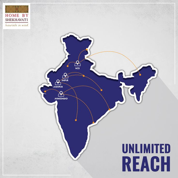 UNLIMITED REACH Home By Shekhavati has PAN India reach. We deliver across the nation and that too at a very affordable price. Currently, we have stores in Ahmedabad and Gurgaon with our warehouses in Jaipur and NCR. So you can order the pieces of furniture from across the country and receive them at your doorstep. To order, contact: +91-9414100611.