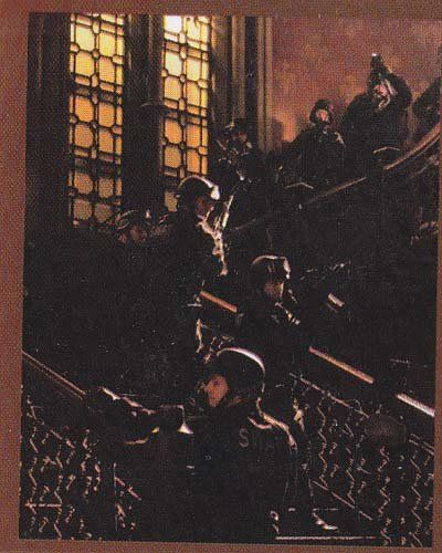 Batman Begins Movie Single Album Sticker #105 NON-SPORTS 2005 Upper Deck @ niftywarehouse.com