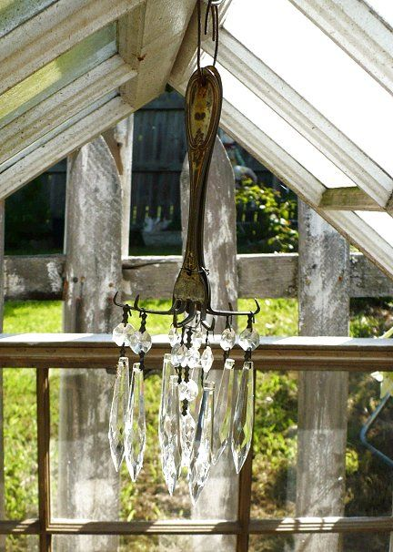39 Best Fused Glass Wind Chimes Images On Pinterest