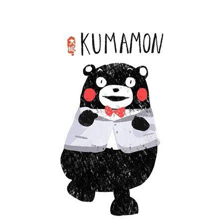 #kumamon by sunshydog