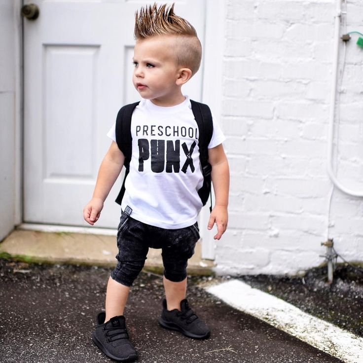 fashion tee shirt, cool kids, inspiration fashion tee shirt cool kids raxtin boys toddler haircut style edgy