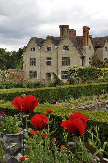 Packwood house & garden Warwickshire