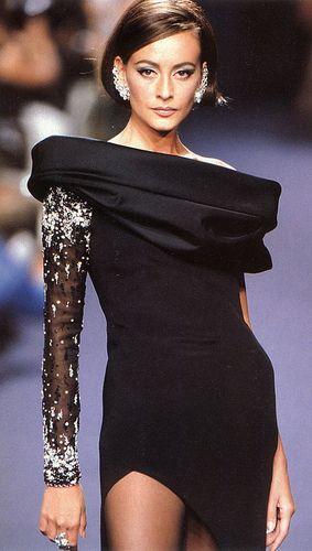 lanvin haute couture f/w 1991