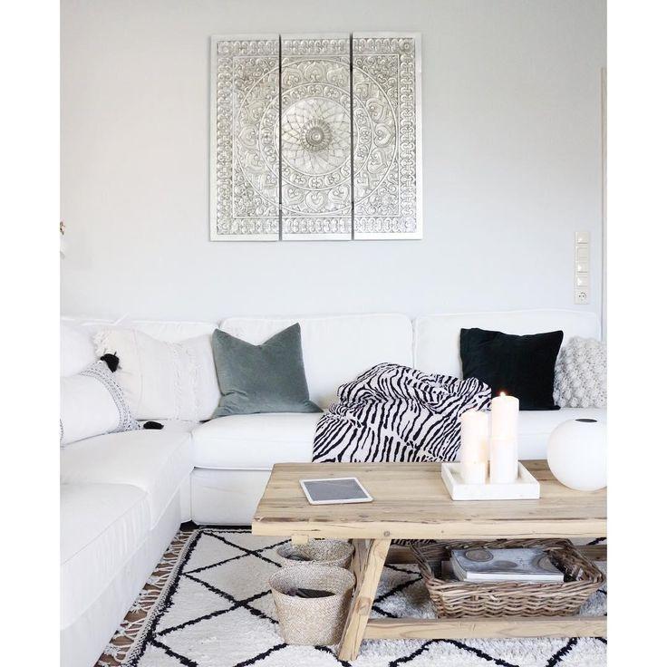 183 best 39 boho interior 39 bohemian living images on. Black Bedroom Furniture Sets. Home Design Ideas