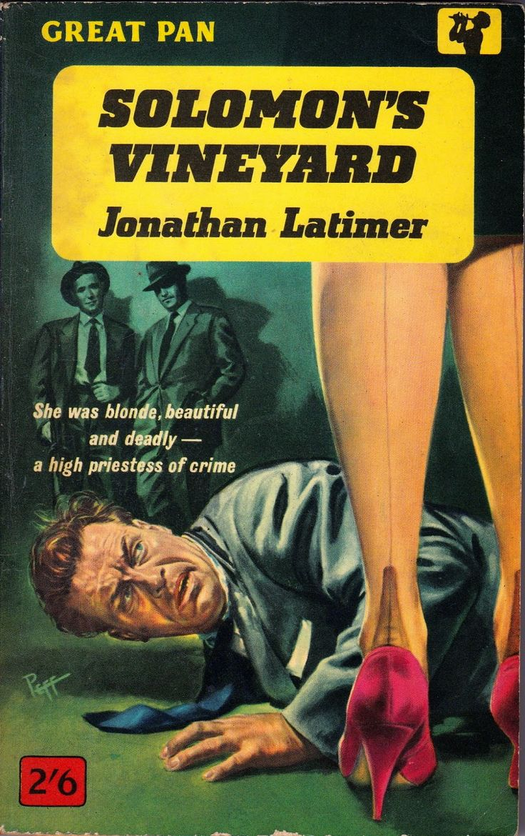 Jonathan Latimer's Solomon's Vineyard