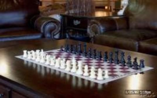 CHESS - VINYL BOARD ONLY SIZE 15X8  #MillenniumChessGames #BoardGame