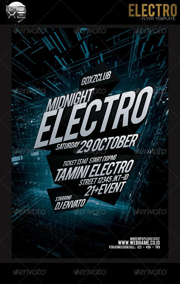 The 25+ best Dj electro ideas on Pinterest Dj music downloads - electro flyer