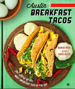 Austin's Best Breakfast tacos -  In order:TacoDeli, Torchy's, Mi Madre's, Taco Xpress, Joe's Bakery, and Veracruz All Natural.  They didn't include Maudie's, Primo's, Taco Shack, Tamale House,     cocina de consuelo, El Primo, Veracruz, Cenote, Counter Cafe, Bouldin Creek, Arturo's, Dasies Cafe