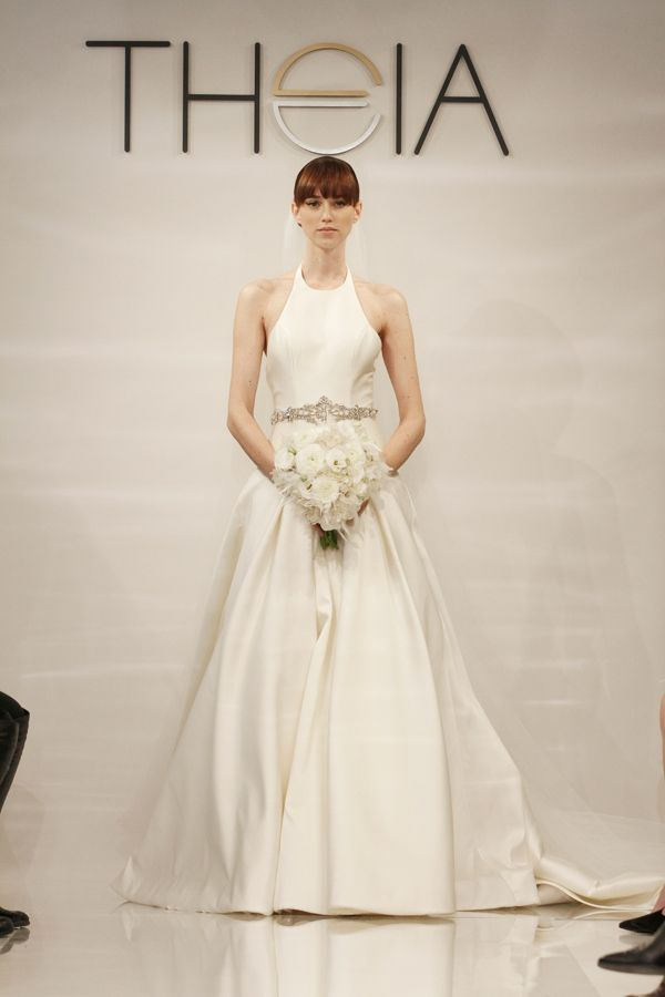 56 best THEIA Bridal Spring 2015 images on Pinterest ...