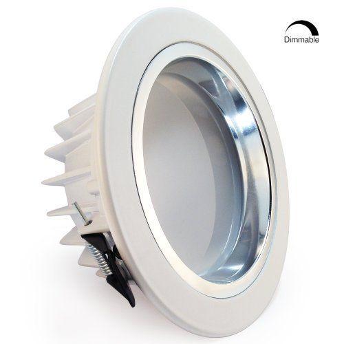 12watt 4 inch led retrofit recessed remodel lighting fixture dimmable