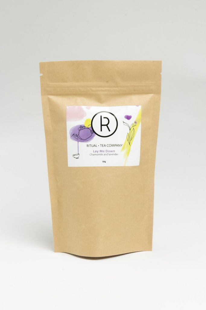 Lay Me Down - Chamomile and lavender - 50g