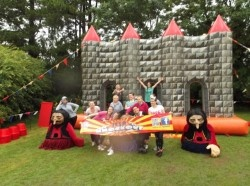 It S A Knockout Venues Across The Uk Fun Stag And Hen Party Idea