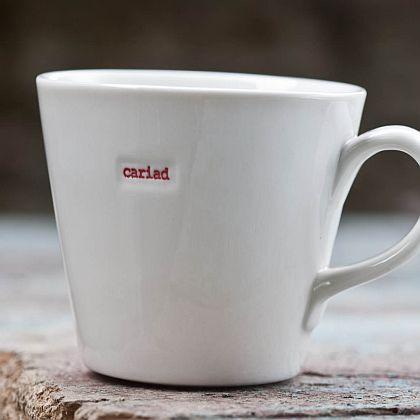 Cariad Mugs