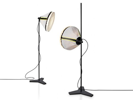 Drumbox lights by Diesel for Foscarini.: Drumbox Floors, Drumbox Lights, Diesel Drums, Foscarini Drumbox, Trav'Lin Lights, Drums Boxes, Floors Lamps, Drumbox Diesel, Foscarini Dizaina