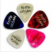 Guitar Picks $5 ~via keithurban.net