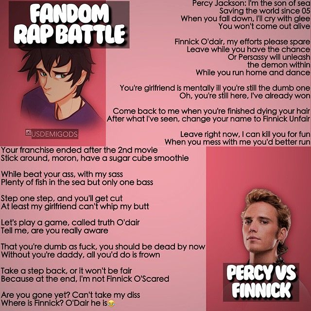 fandom rap battles - Who won?