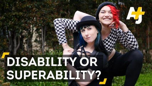 Meet the contortionists whose rare disorder helps them bend. #news #alternativenews