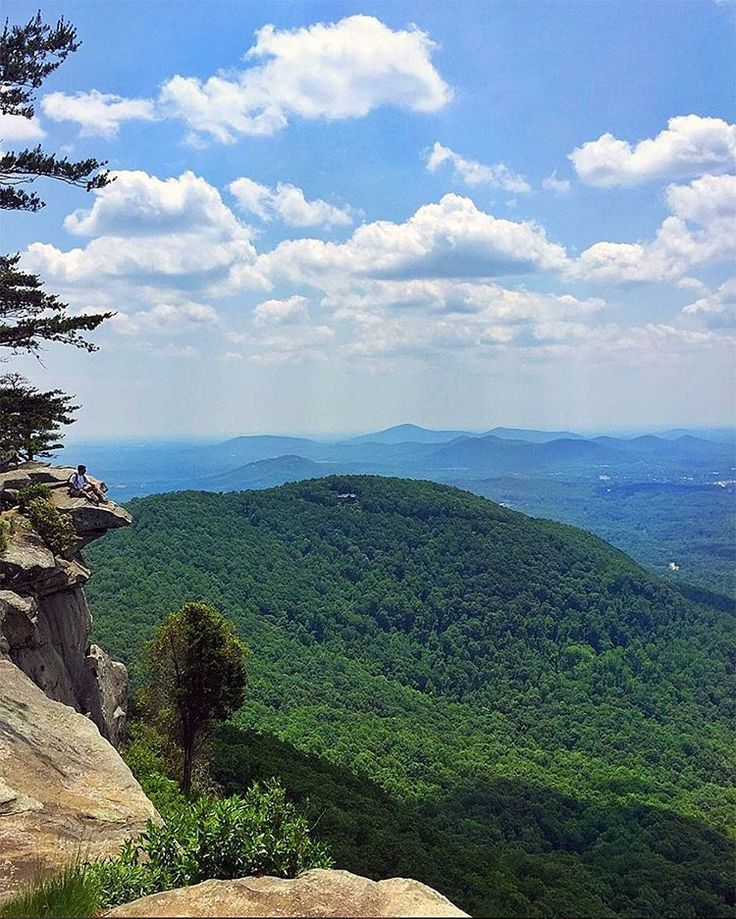Us Map States Mapquest%0A Those views  A stunning shot from  jakelevin on the Yonah Mountain summit