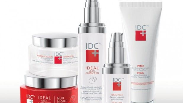 Win an IDC Skin Care Prize Pack