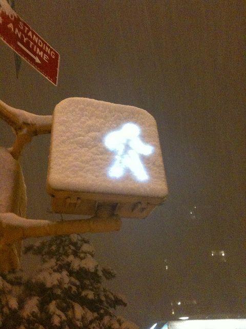 snow man :)