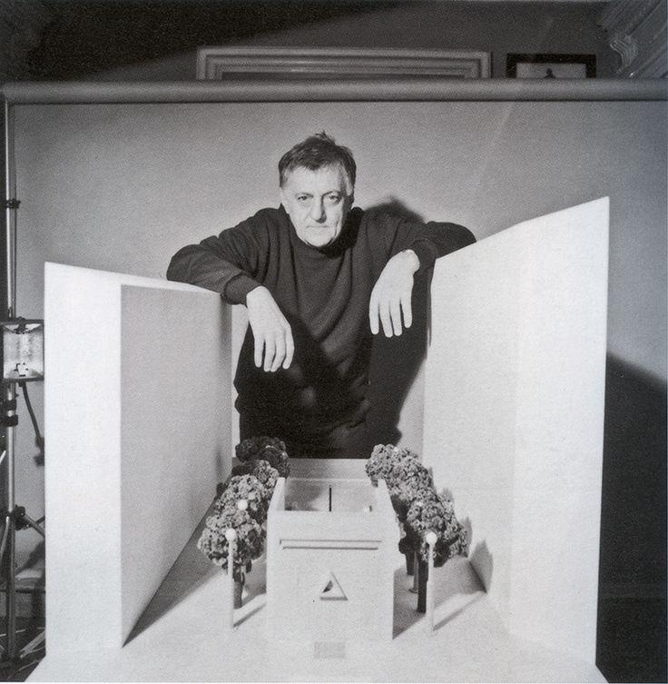 Aldo Rossi - The Architecture of the CIty