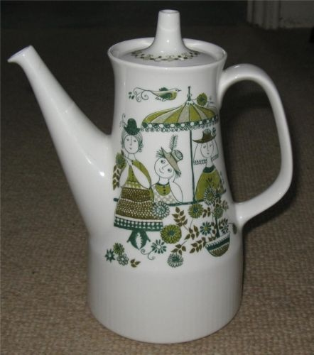 NORWEGIAN TURI DESIGN MARKET COFFEE POT