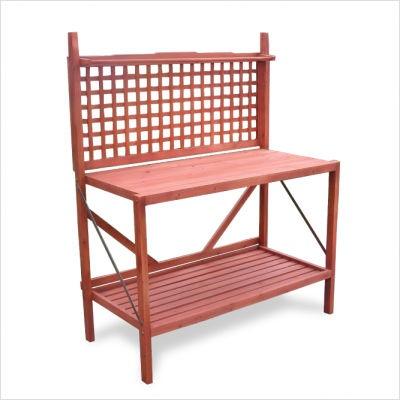 32 Best Images About Potting Bench On Pinterest 2 Step Garden Shelves And Ladder