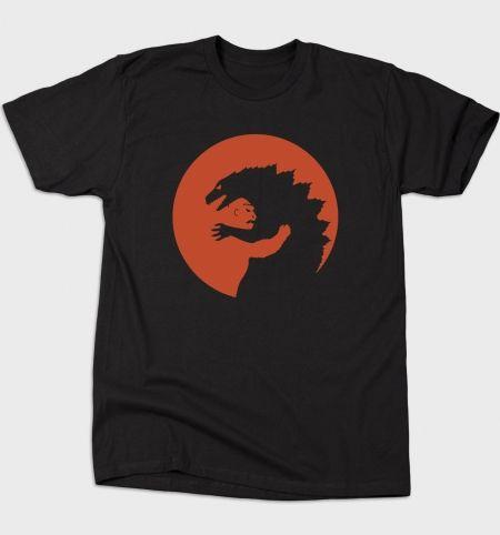 Godzilla vs King Kong T-Shirt - Monster T-Shirt is $12 today at Busted Tees!
