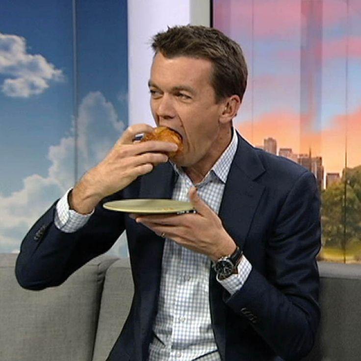 Hipster food on ABC News Breakfast.