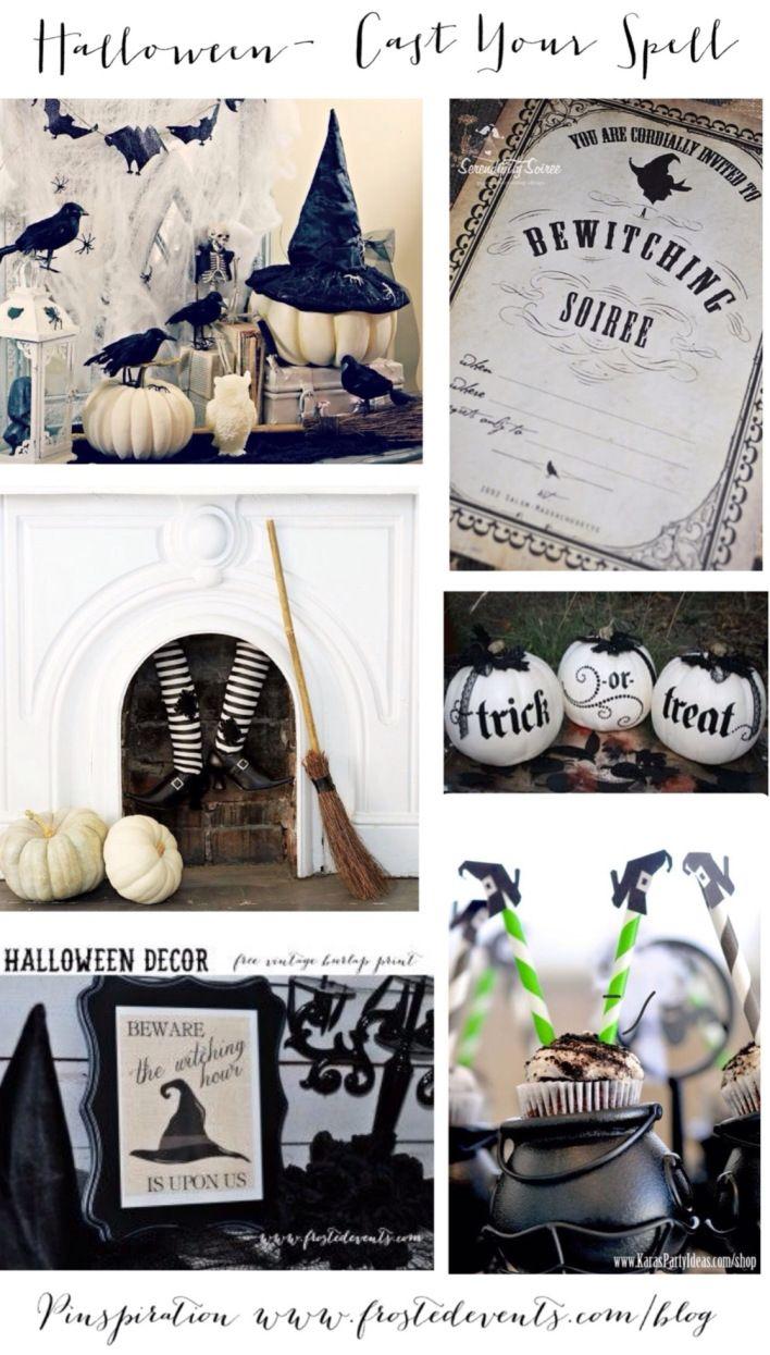 halloween cast your spell