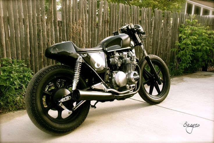 kz550 cafe - Google Search Mine could have looked like that :)