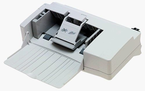 Hewlett Packard C4122A Power Envelope Feeder by HP. $188.50. Amazon.com                Boost the capabilities of your Hewlett-Packard 4050 series LaserJet  printer with the HP Power Envelope Feeder. Perfect for home or office, the  C4122A is equally useful for bulk mailing or just sending out party  invitations.Easy to install and simple to use, it automatically feeds up to  75 envelopes at a time on a variety of envelope sizes including No. 10, Monarch,  DL, B5, and C5. P...