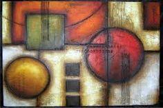 Resultado de imagen para cuadros abstractos dipticos y tripticos
