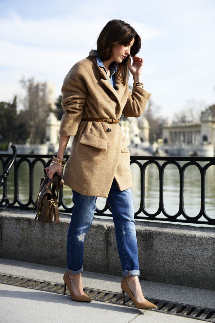 belted camel coatbelted camel coat - Lovely Pepa by Alexandra