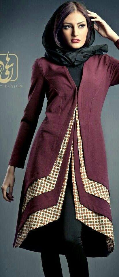 #مانتو #manto #persian fashion #Iranian girls# مدل مانتو