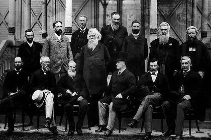 Fathers of australian federation.