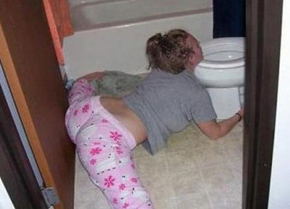 Funny Drunk Girls Captured In Party  Page 5 of 18