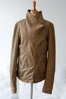 "OAKWOOD Lederjacke ""Sandy 2"", camel"