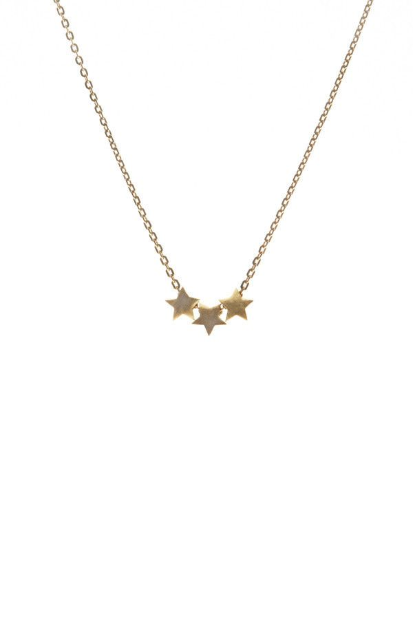 STAR NECKLACE - GOLD
