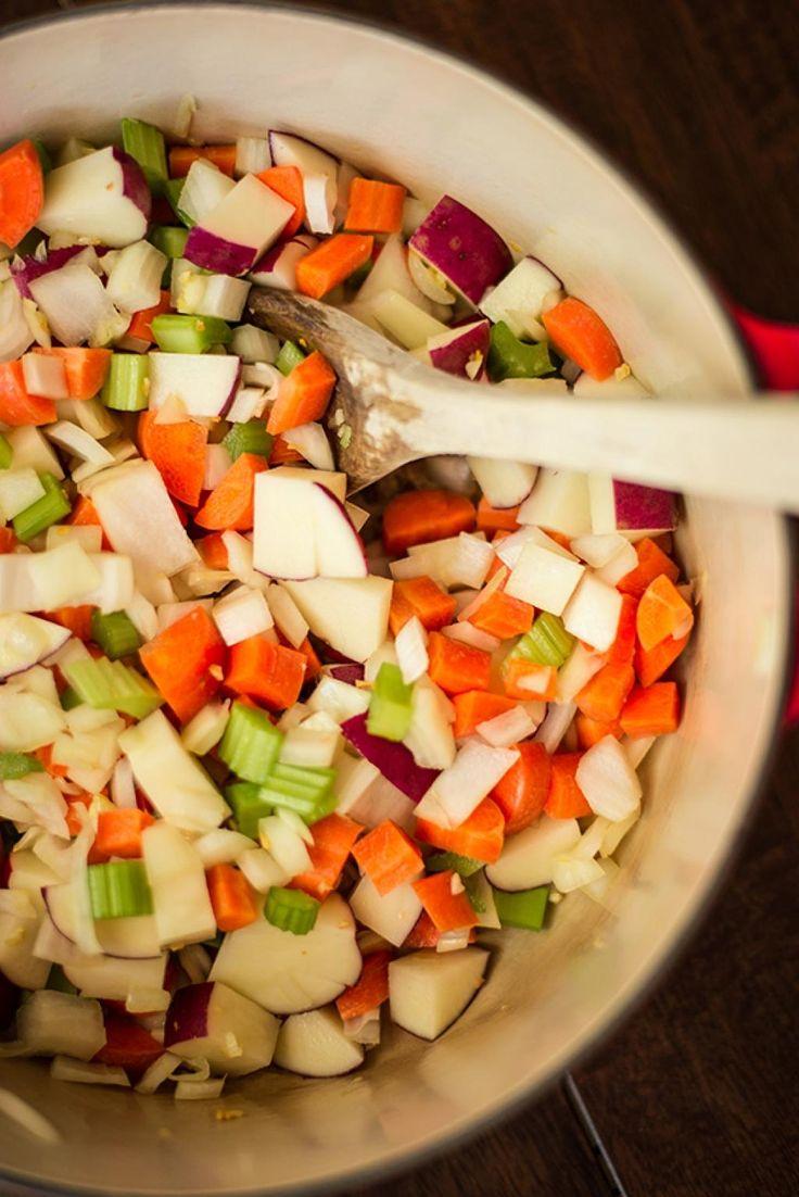 L'été tire légèrement à sa fin, les légumes nous arrive en abondance!
