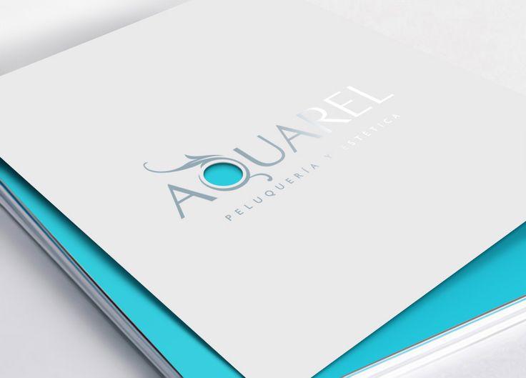 Diseño de logotipo para Aquarel - Logoestilo | Diseño de ...