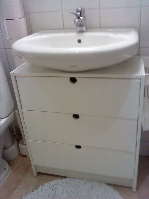 Ikea Rast Bathroom Vanity Ikea Hacks Pinterest
