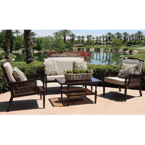 Casual Living Outdoor Furniture Sets Ideas 18